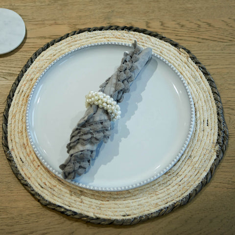 Natural Trim Placemat