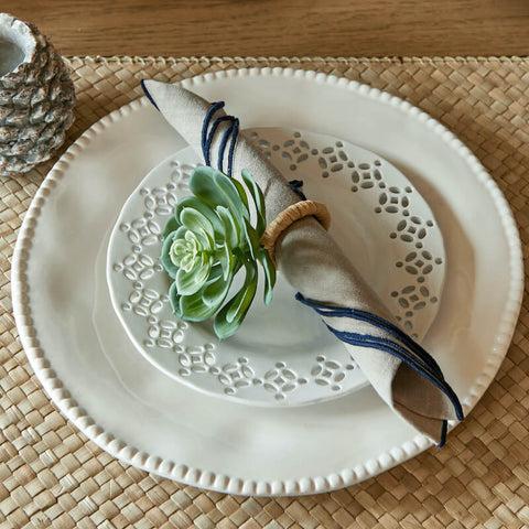 Echeveria Napkin Ring