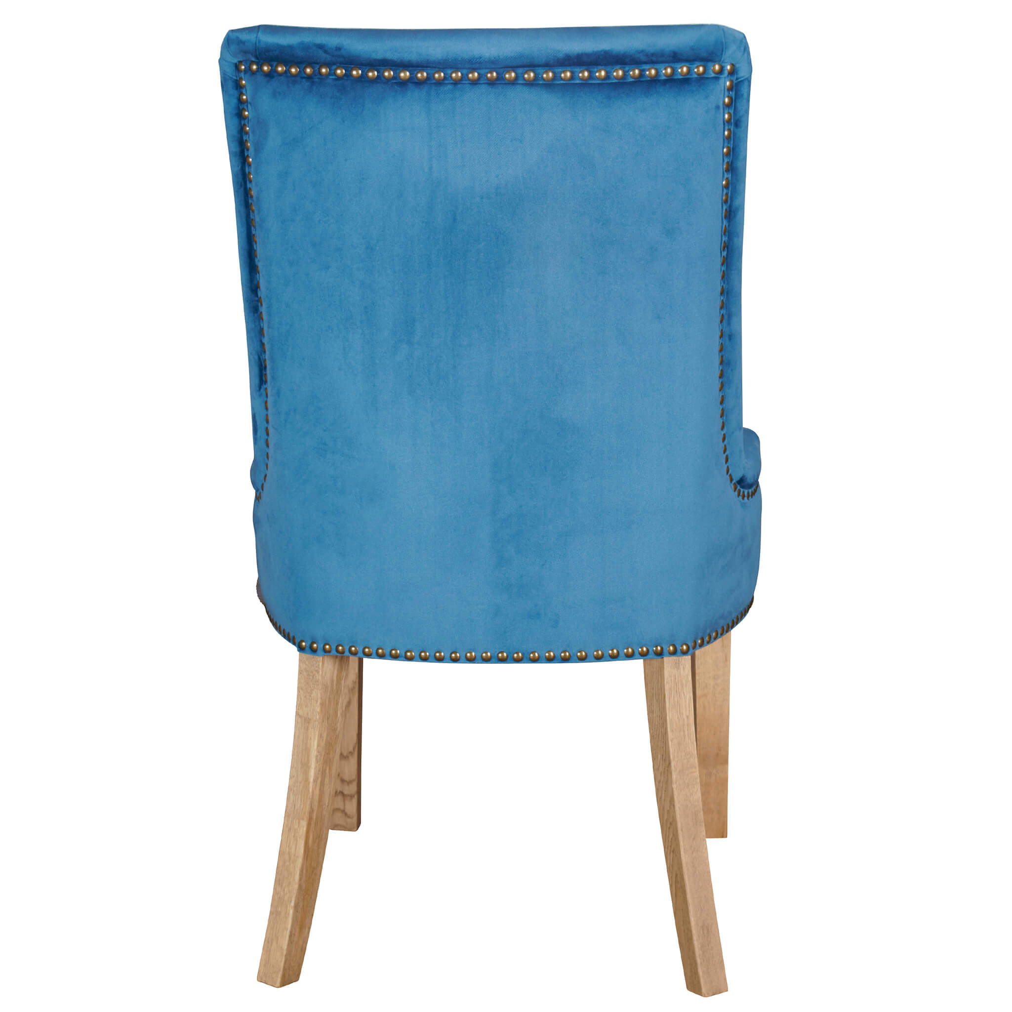 Royal Blue Velvet Dining Chair | Hamilton Dining Chair ...