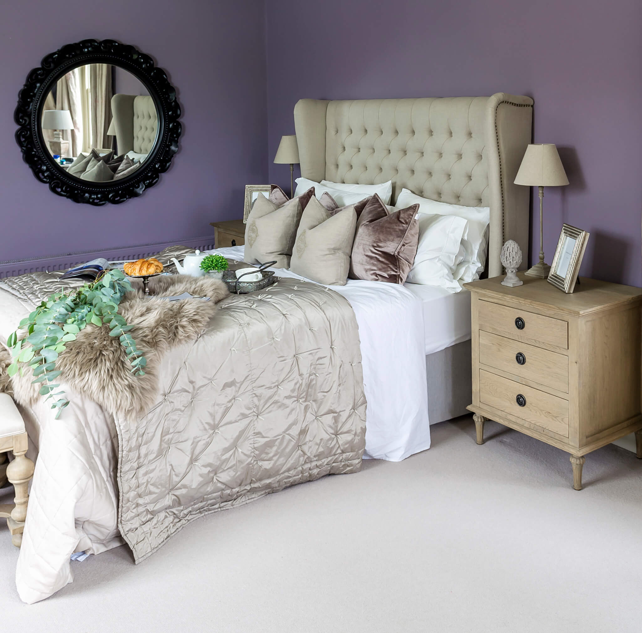 gardens headboard with headboards homes eng sourceimage grayson bedroom full queen details and products dorel fabric linen nailheads living better gray