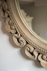 Marlborough Weathered Oak Mirror
