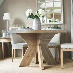 Newport Round Dining Table