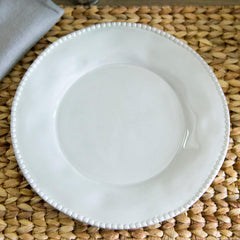 Light Grey Dinner Plate