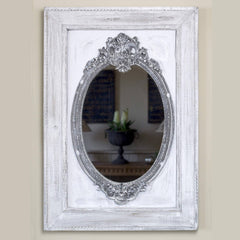Small french style mirror