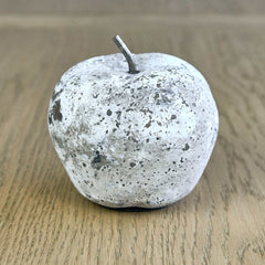 Decorative Stone Apple