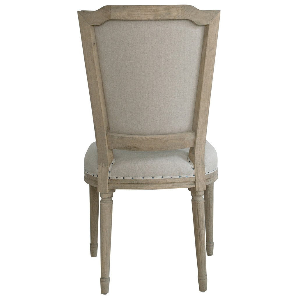 Lovely ... Dining Chairs   Eaton Oak French Style Dining Chair ...