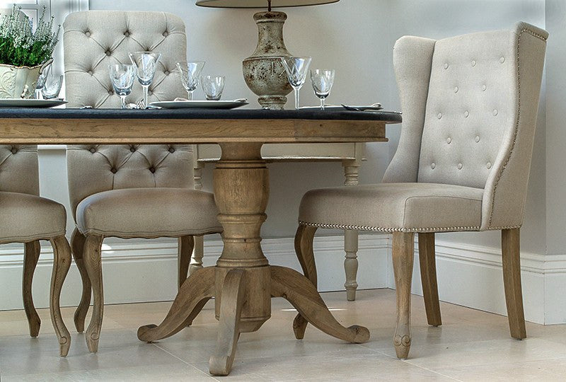 Kingsley Button Back Dining Chair La Residence Interiors