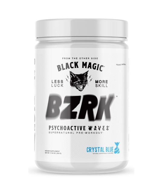 Black Magic BZRK High Potency Pre-Workout