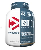 Dymatize ISO 100 Hydrolyzed 100% Whey Protein Isolate