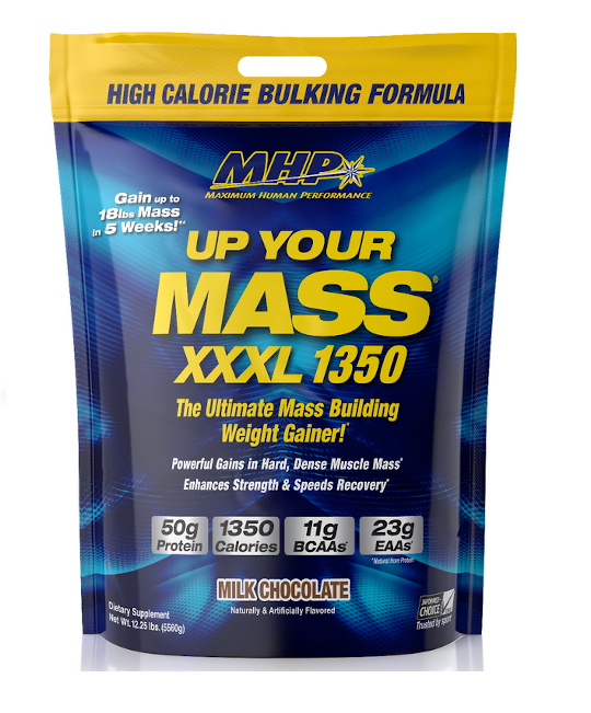 MHP Up Your Mass XXXL 1350 12Lbs Bag