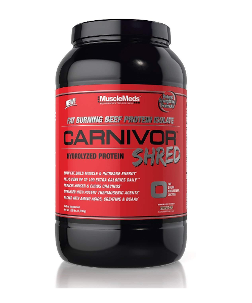 MuscleMeds Carnivor Shred