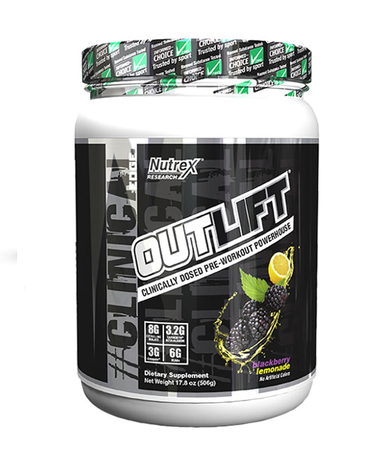 Nutrex OutLift Pre-Workout
