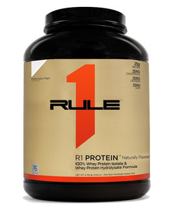 Rule One R1 PROTEIN NATURALLY FLAVORED