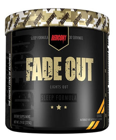 Redcon1 FADE OUT - SLEEP FORMULA