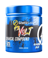 Static Labz 1'3 Volt Pre-Workout
