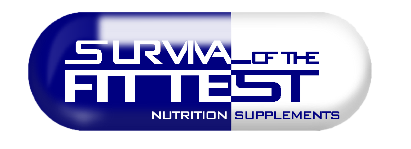 Survival of the Fittest Nutrition Supplements