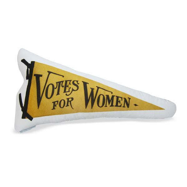 Votes for Women Pillow