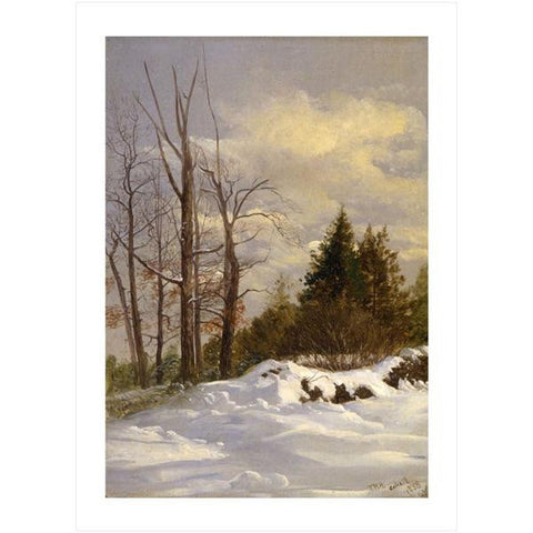 Catskill Winter boxed note cards