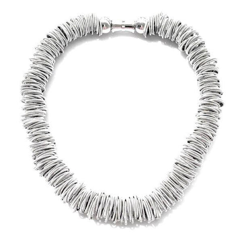 Piano Wire Necklace