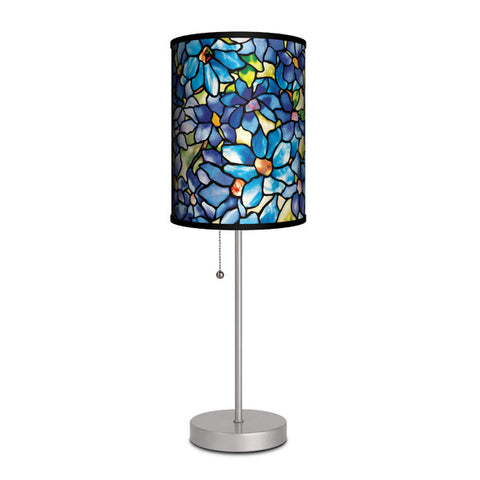 Louis C Tiffany Clematis Lamp