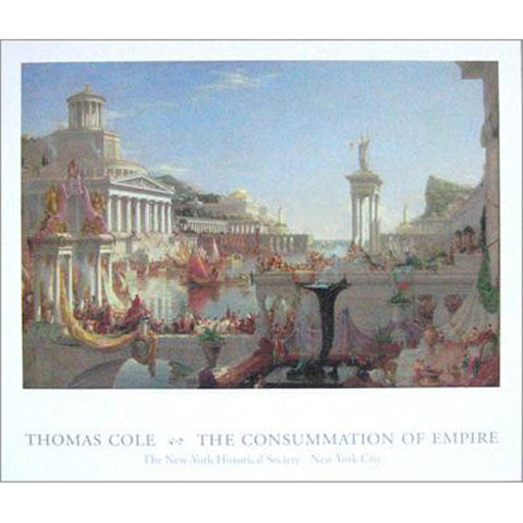 The Course of the Empire: Consummation of Empire Poster