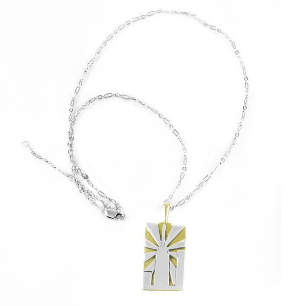 Empire State Charm Necklace