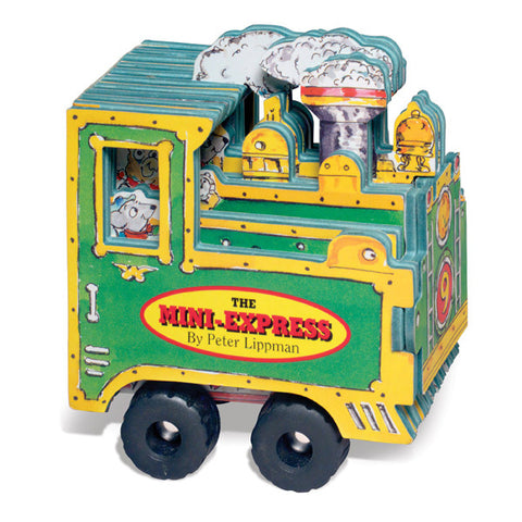 Mini Express Train Book