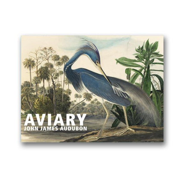 Aviary - John James Audubon Boxed Note Cards - New-York Historical Society Museum Store