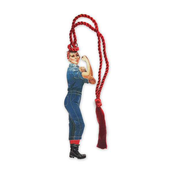 Rosie the Riveter Bookmark