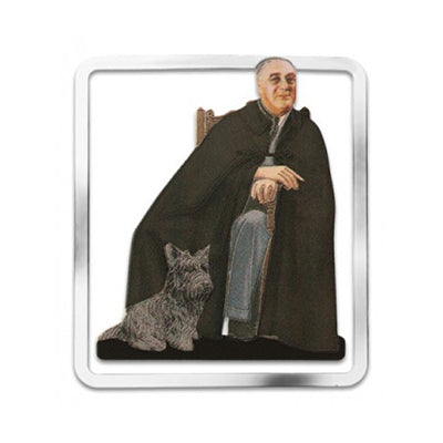 Franklin Roosevelt Bookmark