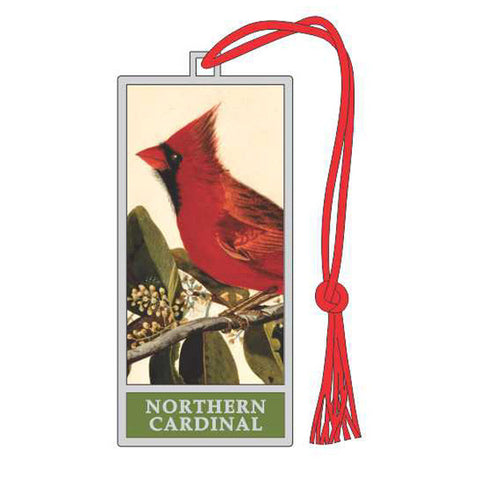 Northern Cardinal Bookmark