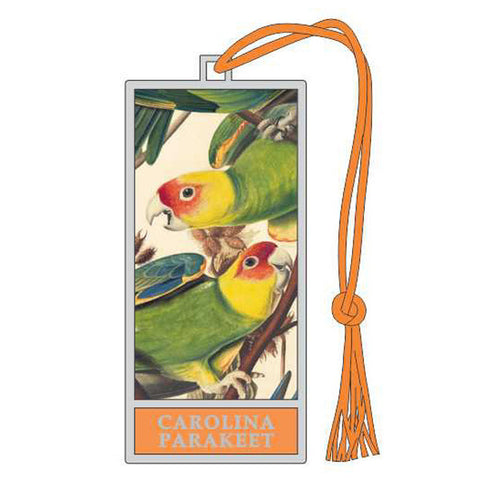 Carolina Parakeet Bookmark