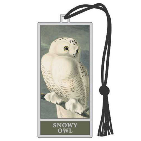 Snowy Owl Bookmark