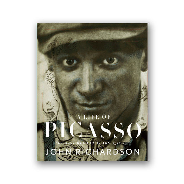 A Life of Picasso: The Triumphant Years, 1917-1932 - New-York Historical Society Museum Store
