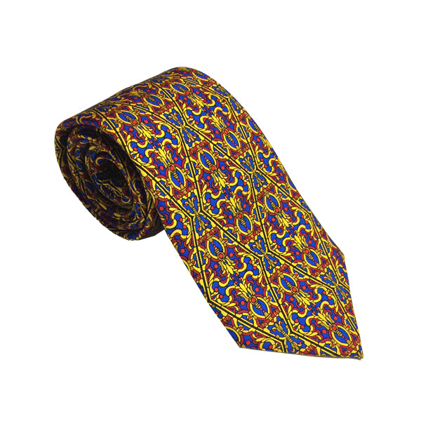 Louis C. Tiffany Elizabethan Tie Gold