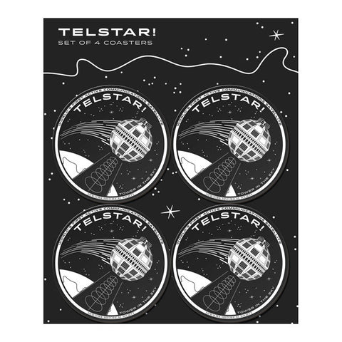 Telstar Coaster Set