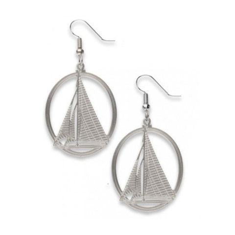 Yacht Racing Earrings