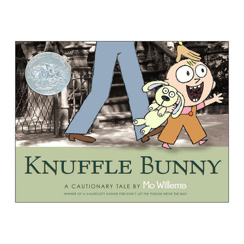Knuffle Bunny A Cautionary Tale