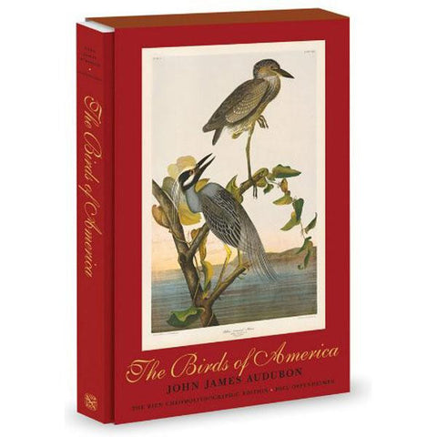 Birds of America: The Bien Chromolithographic Edition