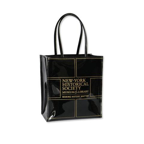 Vinyl New-York Historical Society Tote Bag
