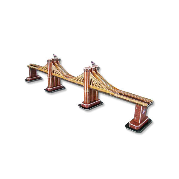 Brooklyn Bridge 3D Puzzle
