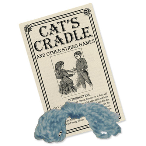 Cat's Cradle & String Games