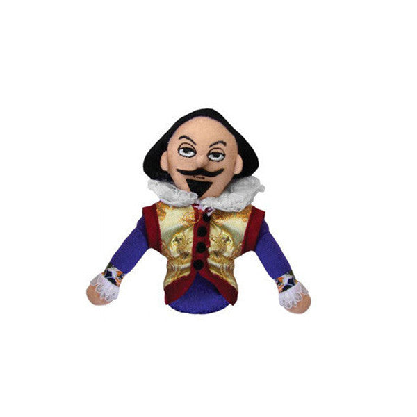 William Shakespeare Puppet