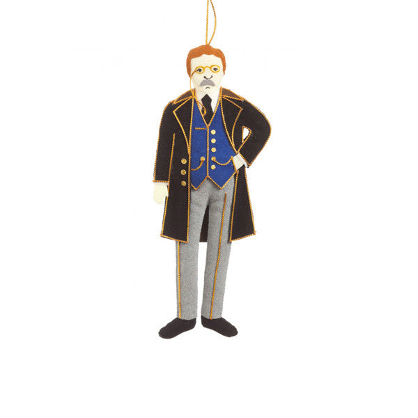 Theodore Roosevelt Ornament
