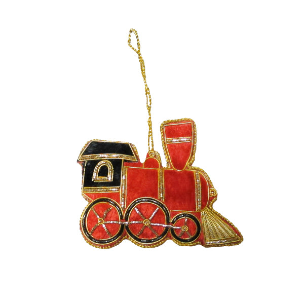New York Historical Society Holiday Express Ornament