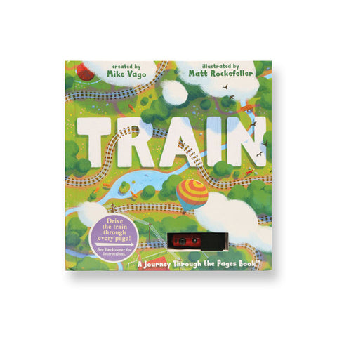 Train: A Journey through the pages