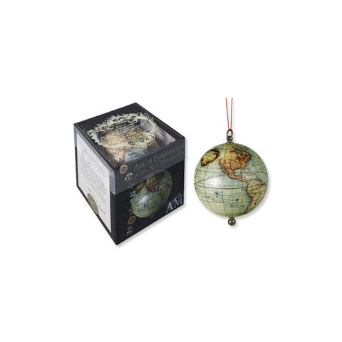 The Age Of Exploration Keepsake Ornament