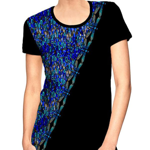 Louis C Tiffany Dragonfly T-Shirt