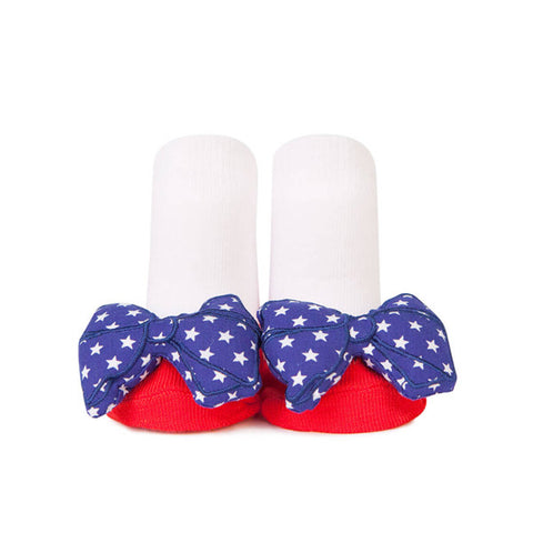 Miss Liberty Rattle Socks