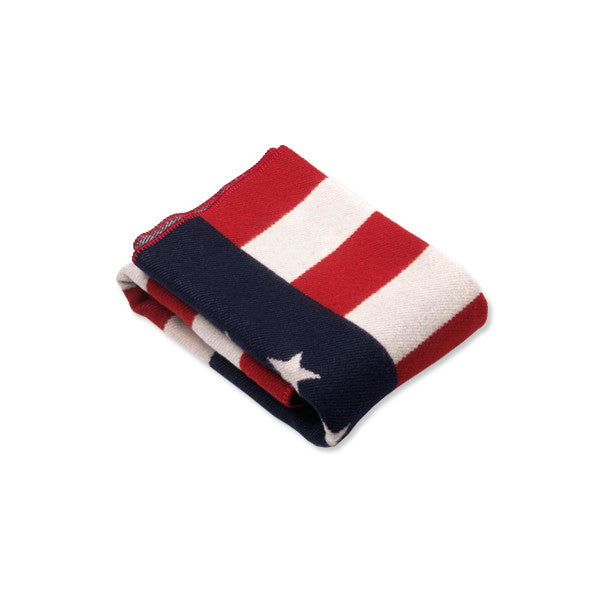 Besty Ross Flag Blanket - New-York Historical Society Museum Store
